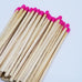 "4"" Matchsticks - Pink - Loose"