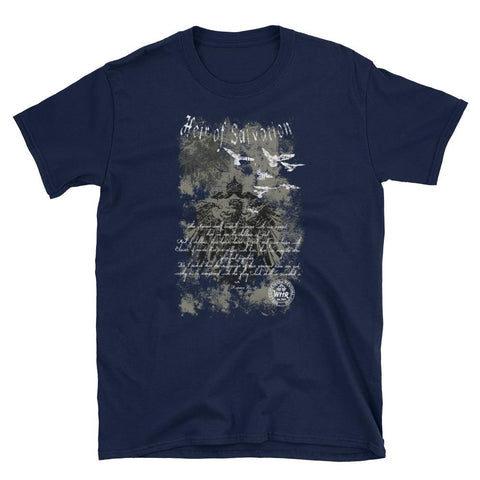 Heir of Salvation Christian T-shirt