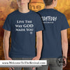 Righteous Christian T-shirts