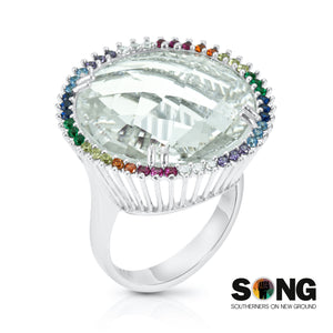 We are Beautiful Cocktail Ring
