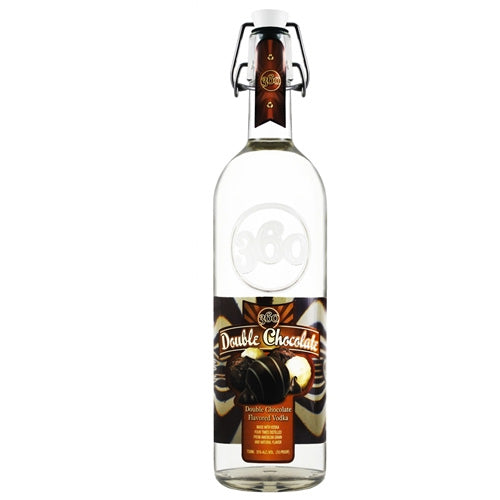 360 Vodka Double Chocolate 750ml