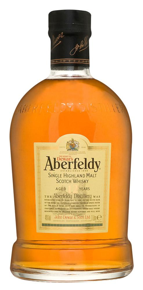 Aberfeldy12YR Single Malt 750ml