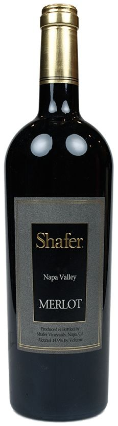 Shafer Merlot 750ml