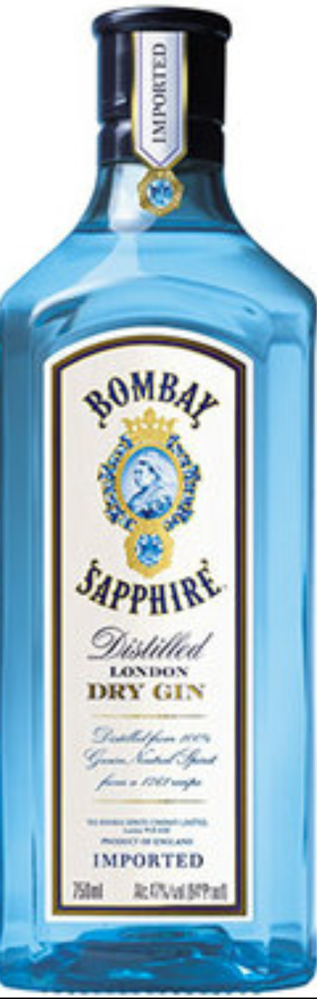 Bombay Saphire 750ML