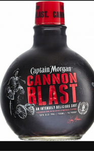 Captain Morgan Canon Blast 750 ML