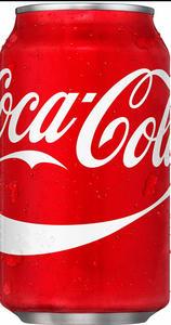 Coca Cola Single Can