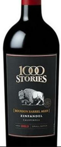 1000 Stories Zindafel Bourbon Barrel 750ml