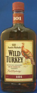Wild Turkey 101 Flask 375ml