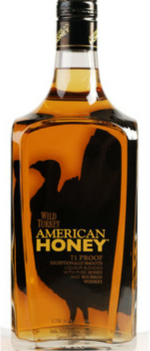 Wild Turkey AM Honey 1.75L