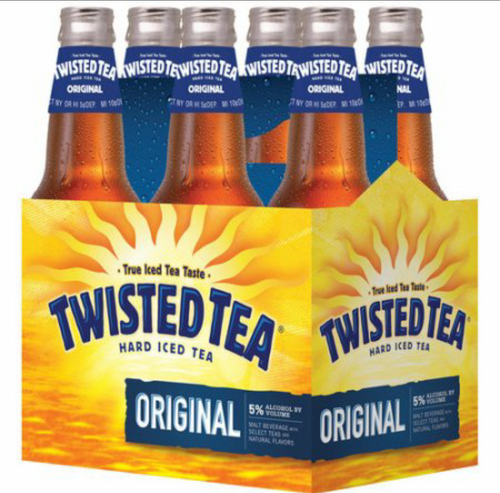 Twisted Tea Hard Iced Tea 6PK