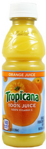 Tropiciana Orange Juice 15.2oz