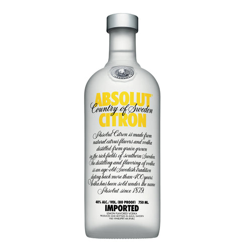 Absolut Citron 200ml