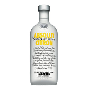 Absolut Citron 375ml