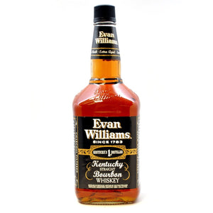 Evan Williams Black Label 750mL