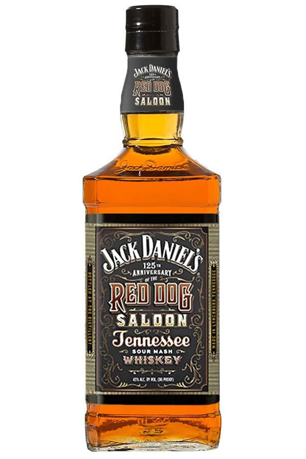 Jack Daniel Red Dog Saloon 750ml