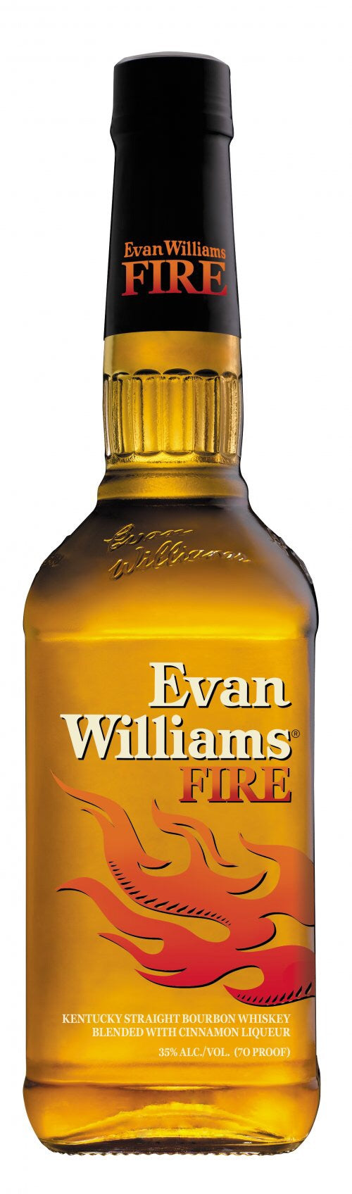 Evan Williams Fire 750mL