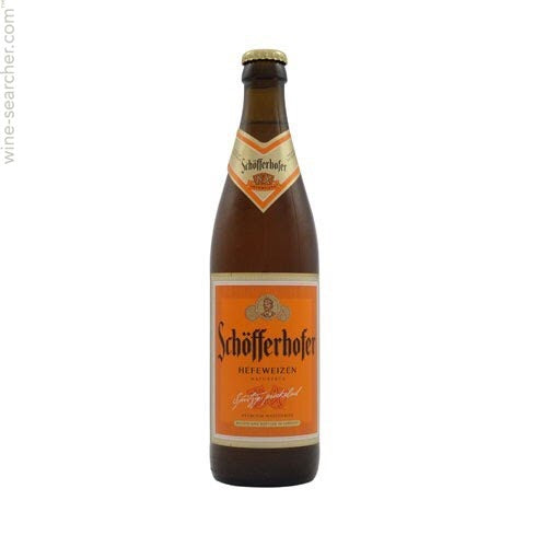 Schöfferhofer Hefeweizen Grapefruit 4 pk