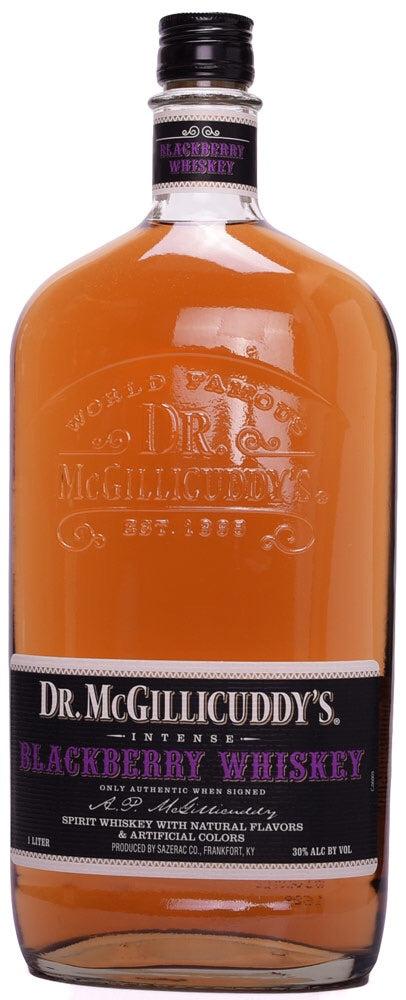 Dr. McGill BlackBerry 750mL