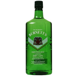 Burnetts Gin 750mL