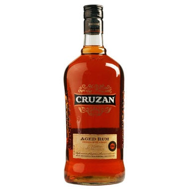 Cruzan Estate Dark Aged 1.75L