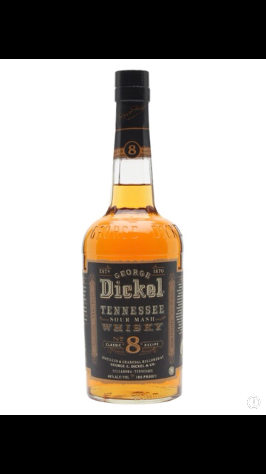 Dickel No.8 1.75L
