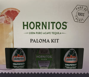 Hornitos Tequila Paloma Kit