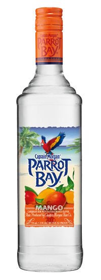 Captain Morgan Parrot Bay Mango 750mL