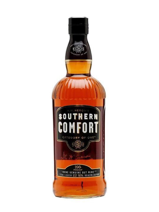Southern Comfort 100 Proof 375ml