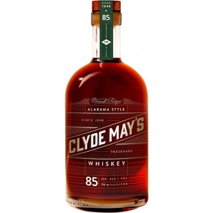 Clyde Mays Whisky 750mL