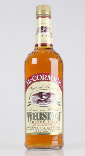McCormick Whisky Blend 750ml