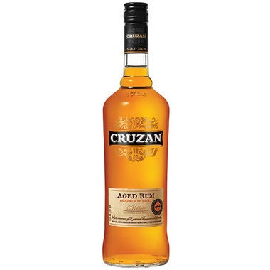 Cruzan Estate Dark Aged 750mL