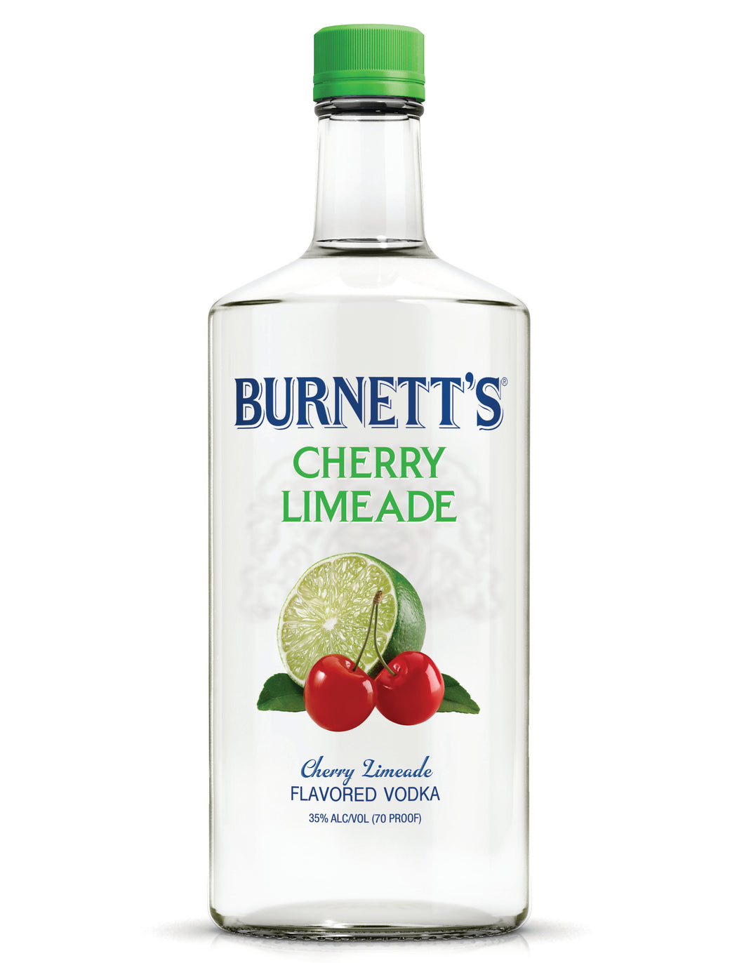 Burnetts Cherry Limeade 750mL