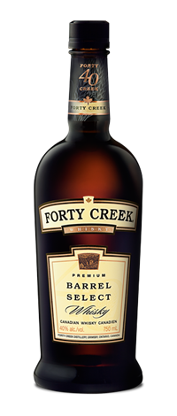 Forty Creek Barrel Select 1L