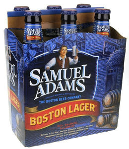 Samuel Adams Boston Lager 6PK Bottles