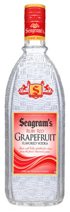 Seagrams Vodka Grapefruit 750ml
