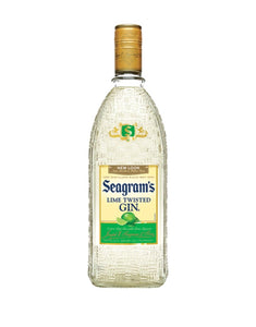 Seagrams Gin Lime Twisted 750ml