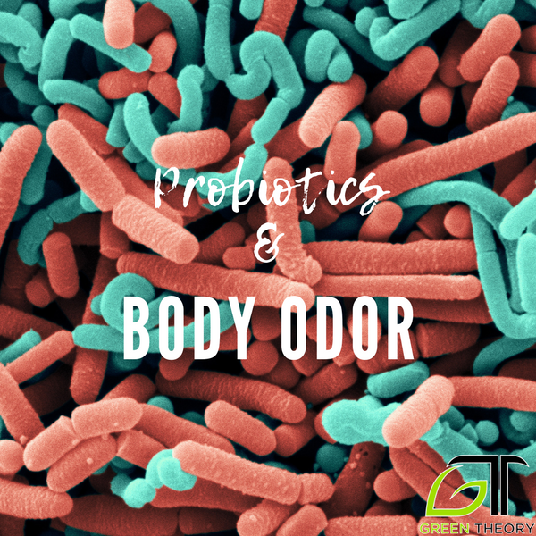 Probiotics and Body Odor