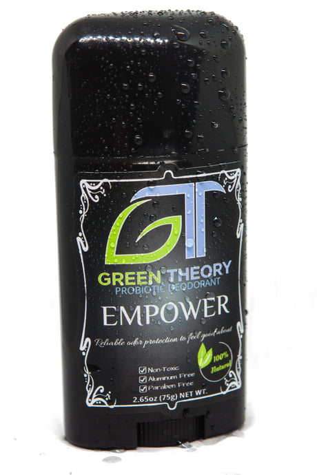 Empower probiotic natural deodorant, womens