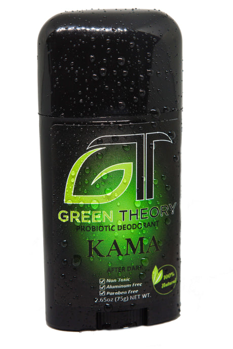 Kama probiotic natural deodorant mens