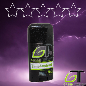 Thunderstruck Probiotic Natural Deodorant