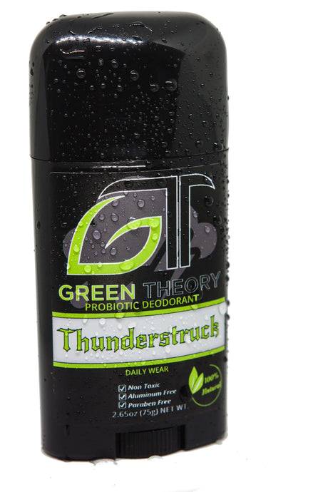 thunderstruck probiotic natural deodorant mens