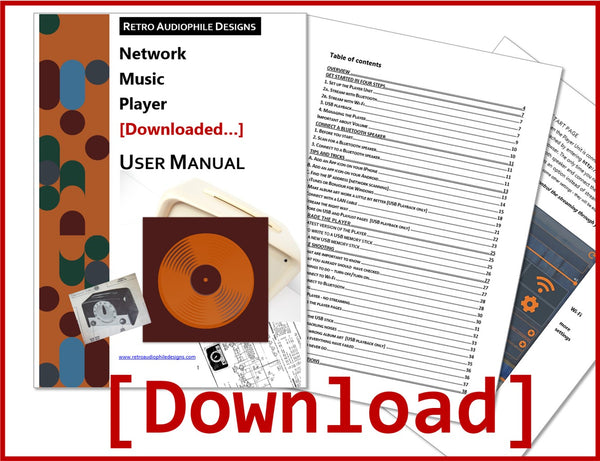 Download - User Manual