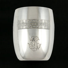 "French .800 (nearly sterling) Silver Cup, Tumbler or ""Timbale"""