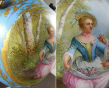 Load image into Gallery viewer, Antique 19th Century French Sevres Porcelain & Ormolu Lidded Urn