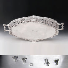 Load image into Gallery viewer, french sterling silver 950 hallmarks minerva minerve 1