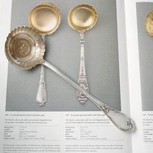 French sterling silver cutlery flatware