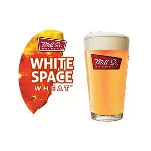 White Space Wheat