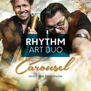 BRAND NEW! Rhythm Art Duo <br>Carousel, CD