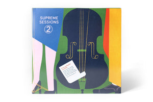Supreme Sessions 2 - Various artists<br>(Double virgin vinyl 180g)
