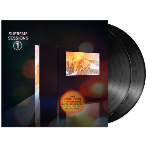 Supreme Sessions 1 - Back In Stock!<br>Double Virgin Vinyl 180g